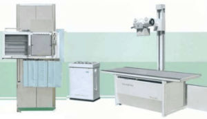 X Ray Machine for Radiography and Fluoroscopy 300 Ma pictures & photos