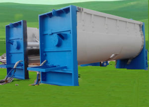 Organic Manure Organic Waste Fermentation Machine with High Performance pictures & photos