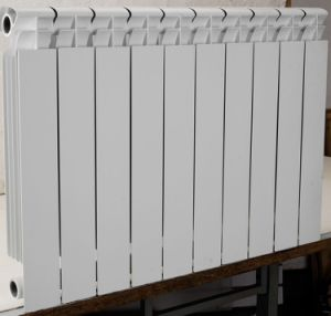 High Quality Die-Casting Aluminum Radiator