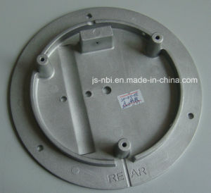 China Factory Made Aluminum Die Casting Base Plate for Valve Industry pictures & photos