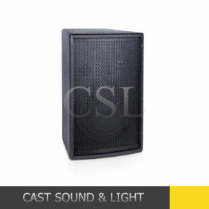 F-15 Wide Frequency Speaker Box Recording Studio Equipment pictures & photos
