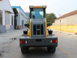 Zl20 Construction Equipment Wheel Loader Front End Loader for Sale pictures & photos
