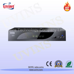 DVB-C MPEG4/ SD STB Set-Top-Box Receiver pictures & photos
