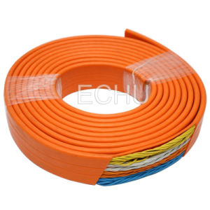 Flexible Flat Elevator Cable 60X0.75 pictures & photos
