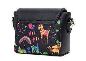 High Quality Handbags Fashion Designer Small Lady Bag (LDO-01616) pictures & photos