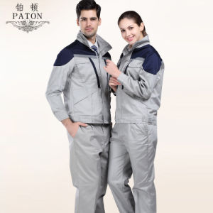 Anti--Wrinkle and Washing Endurance Work Uniform of Good Price --Ptbs-Wk-10 pictures & photos