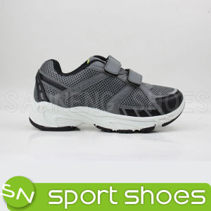 Men Sports Injection Shoes for PVC Outsole (SNW-01068) pictures & photos