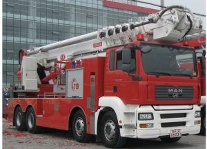 Platform Fire Truck