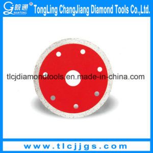 High Quality Continue Diamond Saw Blade for Concrete pictures & photos