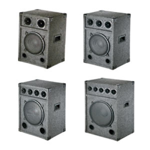 """12""""/15"""" Wooden Speaker Cabinet/ PA Speaker Box pictures & photos"""