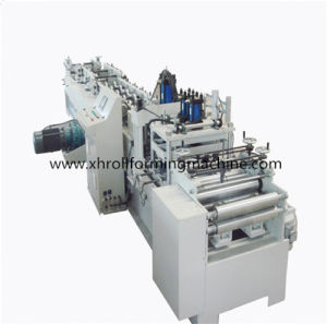 Adjustable C Z Purlin Roll Forming Machine for Auto Cutting and Punching pictures & photos