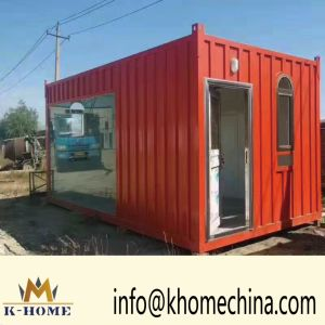 Beautiful Modular Container House with High Quality pictures & photos