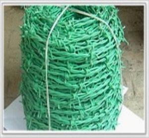 PVC Razor Barbed Wire (XMR12) pictures & photos