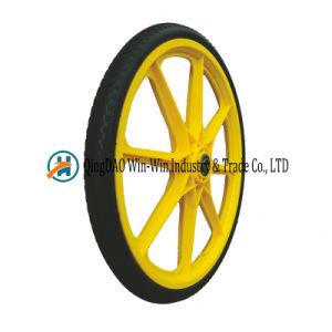 20 Inch Solid Polyurethane Wheel for Garden Cart Wheel pictures & photos