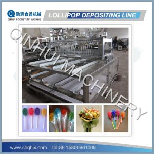Depositing Type Lollipop Processing Line (150-600KG/HR) pictures & photos