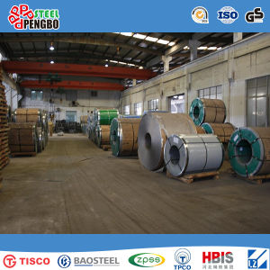Cold Rolled TP304 Stainless Steel Coil with SGS Certificate pictures & photos