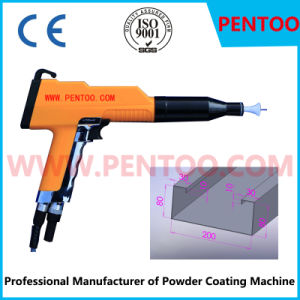 Powder Spray Guns in Powder Coating System with Ce pictures & photos