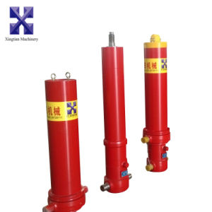 Multistage Long Stroke Hydraulic Cylinders for Dump Truck pictures & photos