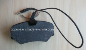 Wva 21210 Car Brake Pad for Peugeot pictures & photos