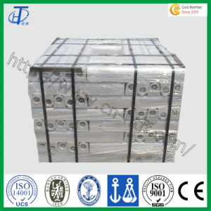 ISO Certificate Sacrifical Magnesium Alloy Anode pictures & photos