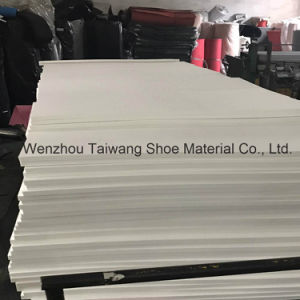 White High Hardness EVA Foam for Soles pictures & photos