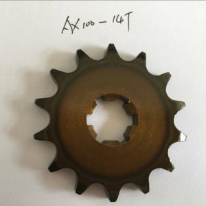 Front Sprocket Ax100 14t pictures & photos