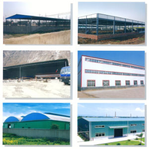 Mordern Design Steel Structure Workshop pictures & photos