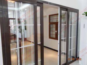 Classical UPVC Sliding Patio Door (BHP-SD06) pictures & photos