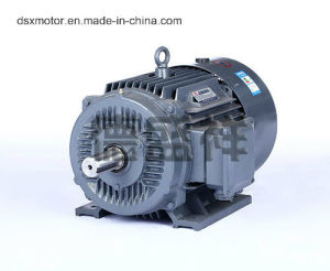 4kw Three-Phase Induction Motor Electric Motor AC Motor pictures & photos