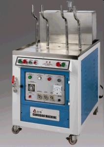 Machine for Evaporating Shoe Heel pictures & photos