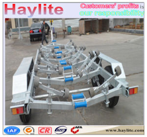 Heavy Duty Large Boat Trailer Australian Standard pictures & photos