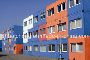 Modified Shipping Container Hotel (SHS-mc-comm004) pictures & photos