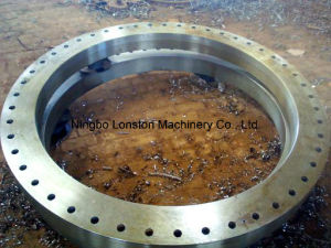 Hot Forged Steel Forging Flange Parts