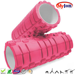 The Grid Trigger Point Pink Foam Roller