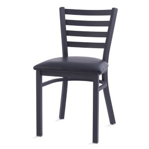 Colorful Upholstered Metal Dining Chair pictures & photos