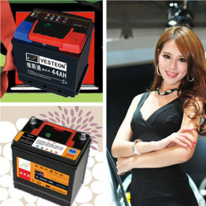 Germany Japan 12V Auto Startup Mf Car Battery 30ah-250ah pictures & photos