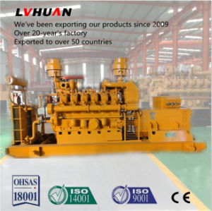 CNG/LPG/Biomass/Syngas Gas Generator 500-1000kw in China pictures & photos