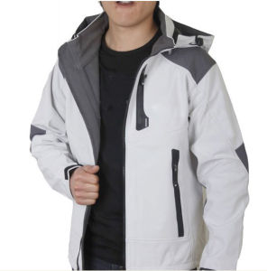 Men Softshell Jacket~ Fashion Design