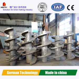 Clay Brick Moulding Machine Equipped with Chrome Steel Shaft pictures & photos