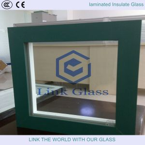 Tempered Glass/Toughened Glass in Construction pictures & photos