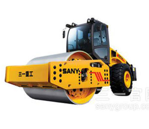 Sany SSR200-3 20 Ton Single Drum Road Compactor Machine Road Roller for Sale pictures & photos