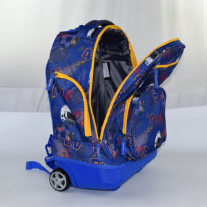 2016 New Trolley Backpack with ABS Bottom pictures & photos