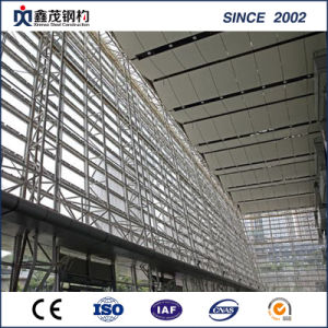 H Section Steel Construction Steel Structure Exhibition Hall pictures & photos