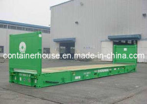 20 Ft Flat Rack Container pictures & photos