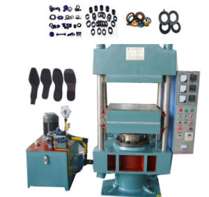 Plate Vulcanizing Machine\Curing Press\Vulcanizing Equipment pictures & photos
