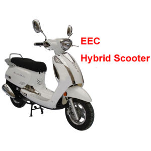 New Hybrid Scooter With EEC