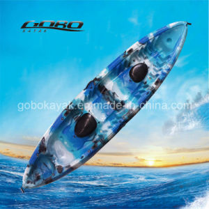 Double LLDPE Kayak pictures & photos