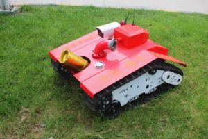 Integrated Bearing Frame Firefighting Robot pictures & photos
