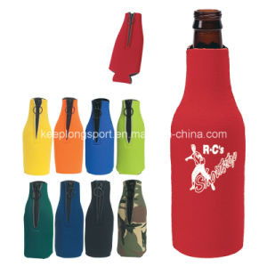 Hot Sale Custom Neoprene Bottle Cooler for Beer Bottle or Can, Baby′s Bottle Cooler pictures & photos