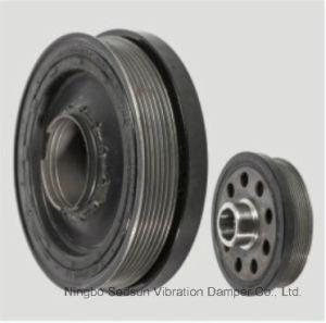 Torsional Vibration Damper / Crankshaft Pulley for BMW 11237799153 pictures & photos